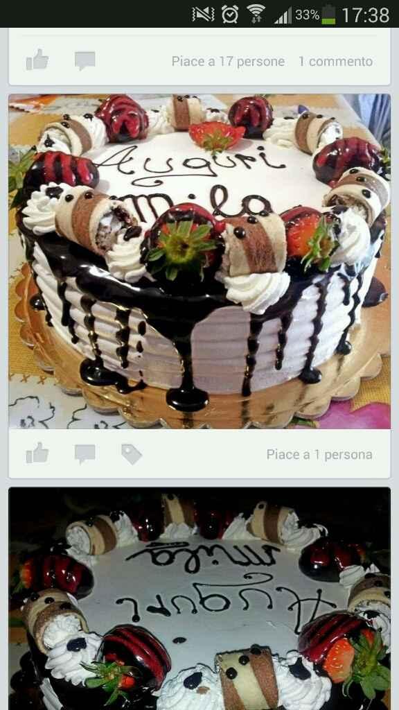 Toto-torta! golosini a me! - 1