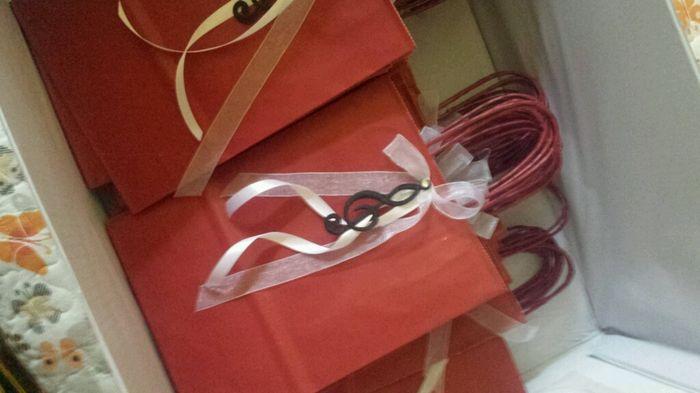 Wedding bag..i vostri invitati hanno apprezzato? - 1