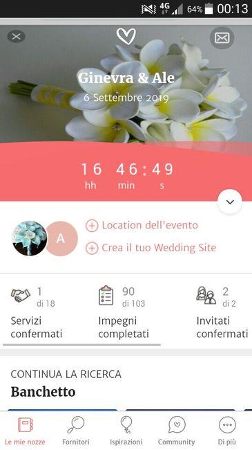 Fra 16 ore mi sposo 😨😨 1