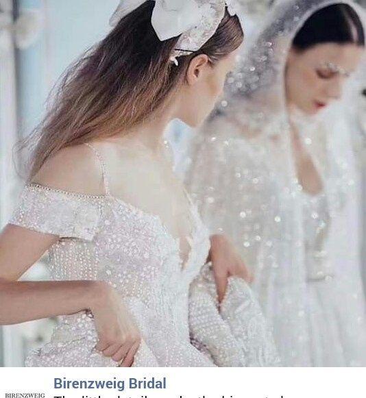 Birenzweig Bridal 😍❤🍀 - 1