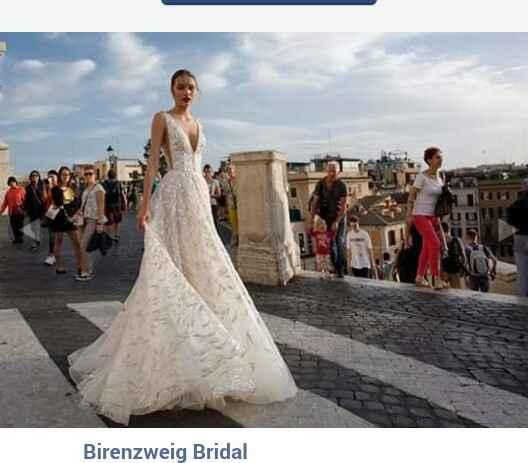 Birenzweig Bridal 😍❤🍀 - 2