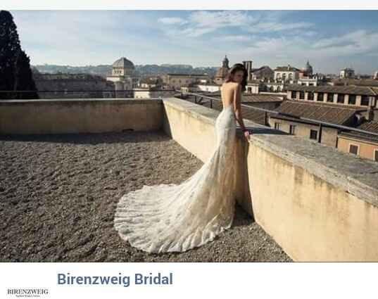 Birenzweig Bridal 😍❤🍀 - 3