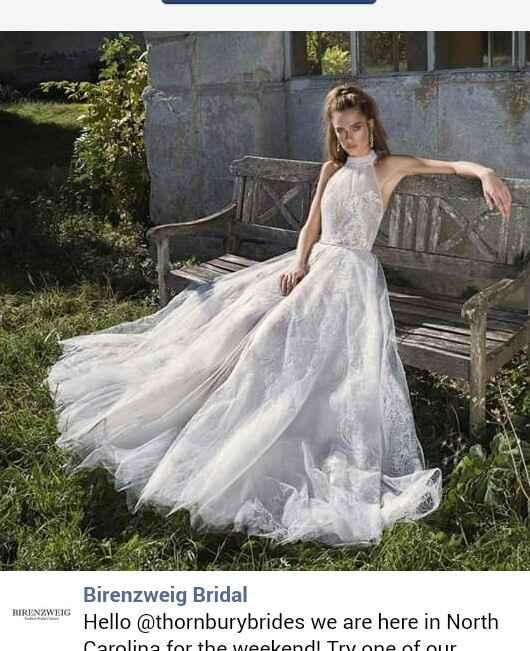Birenzweig Bridal 😍❤🍀 - 7
