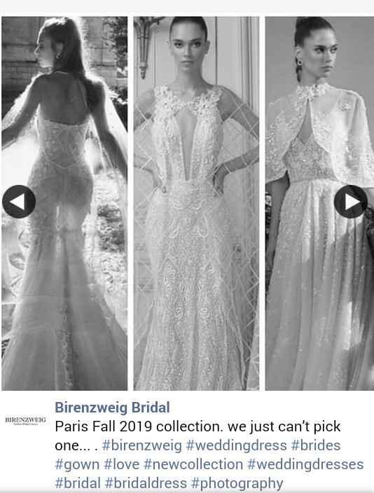 Birenzweig Bridal 😍❤🍀 - 8