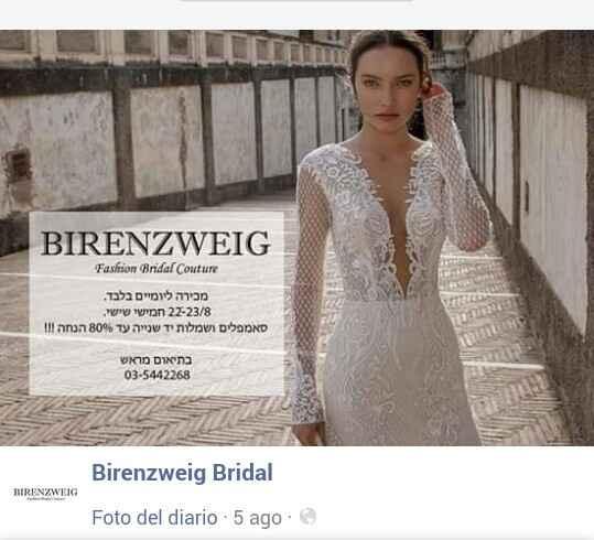 Birenzweig Bridal 😍❤🍀 - 9