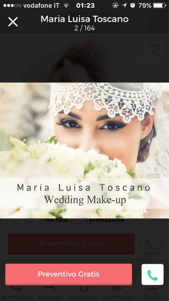 Make up visagista napoli - 1