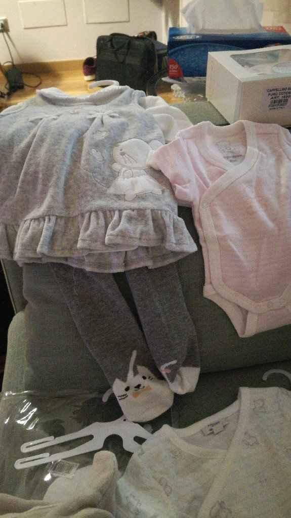 Curiosità vestito bebè - 1
