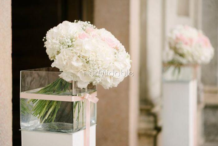 Ortensie Rosa Cipria : Aiuto fiori spose settembre pagina organizzazione