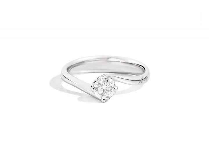 Il mio anello è questo...il mio fm ha azzeccato alla perfezione ciò che volevo