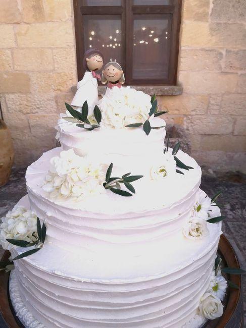Indecisione sul Cake Topper - 1