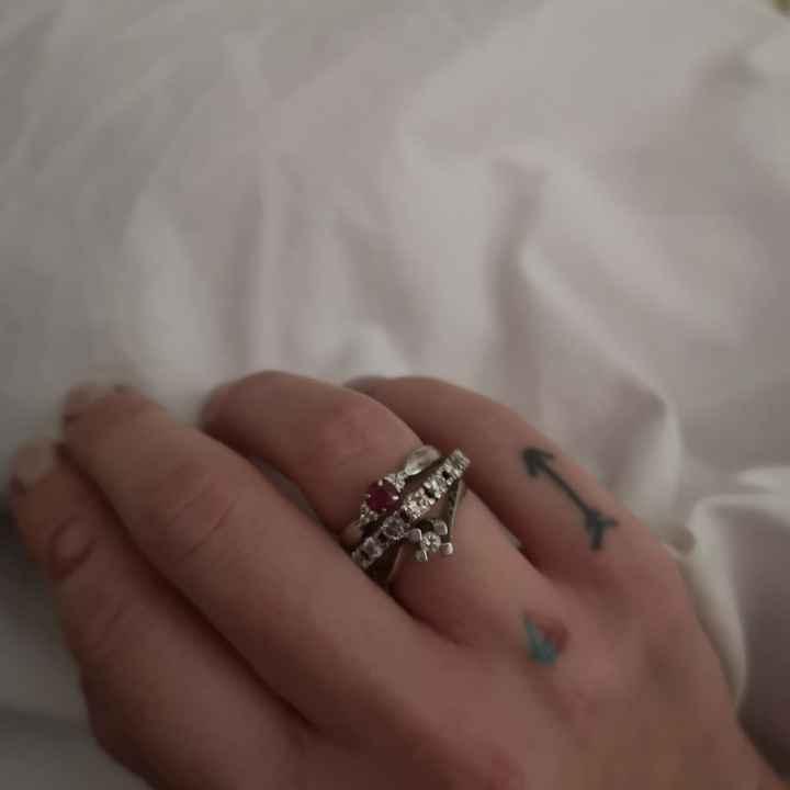 Anello di fidanzamento 💍 - 2