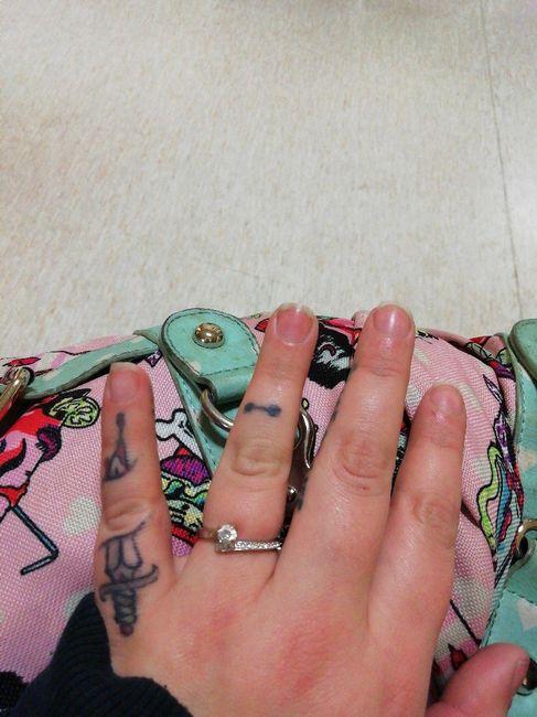 #LoveFriday - Mostrateci il vostro anello di fidanzamento 21