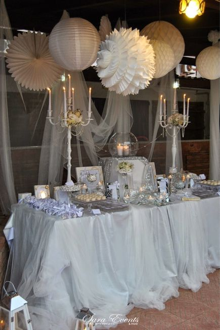 Allestimento casa della sposa prima delle nozze forum - Addobbi floreali casa sposa ...