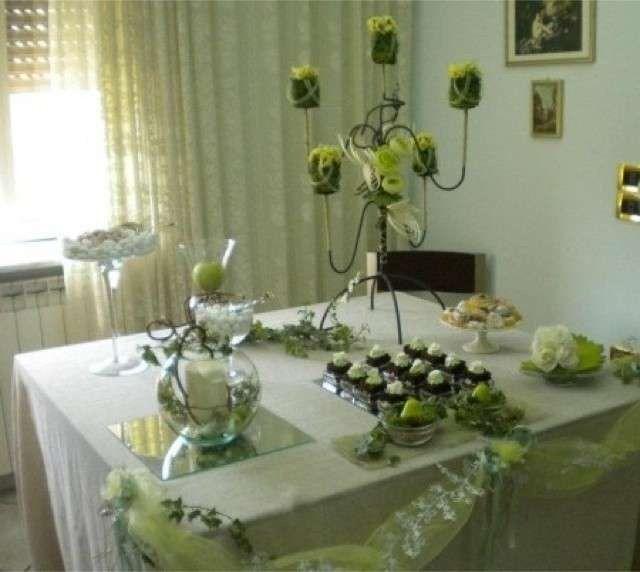 Allestimento casa della sposa prima delle nozze forum - Addobbi matrimonio casa ...