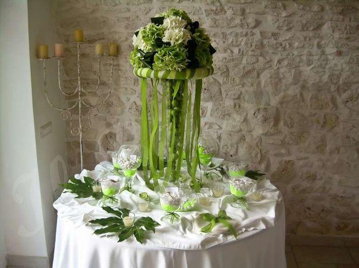 Allestimento casa della sposa prima delle nozze forum - Addobbi tavoli matrimonio casa ...