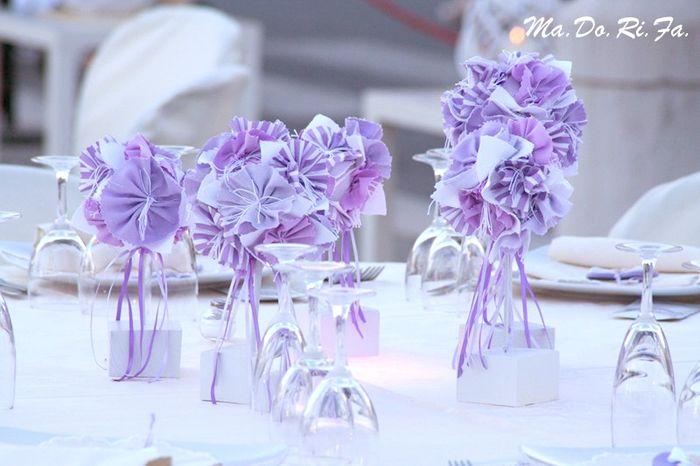 Matrimonio Tema Lilla : Colori matrimonio organizzazione forum