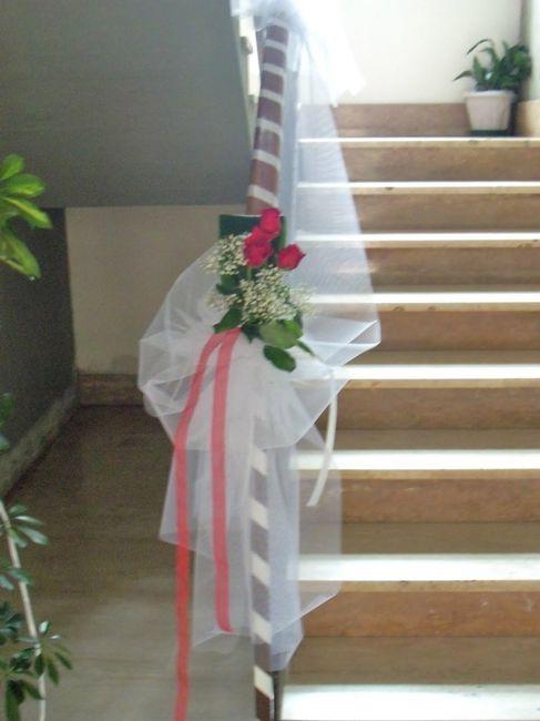 Eccezionale Aiutooooooo scala. - Prima delle nozze - Forum Matrimonio.com CY35
