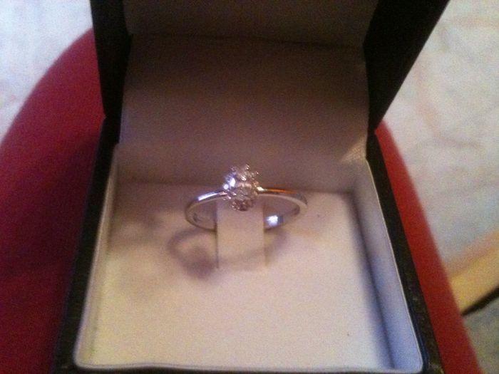 Anello di fidanzamento: quale avete ricevuto o vorreste ricevere? - 1