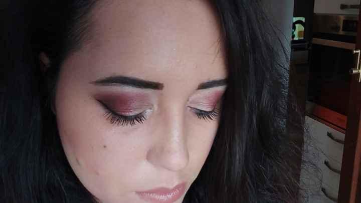 Prima prova Make Up - 4