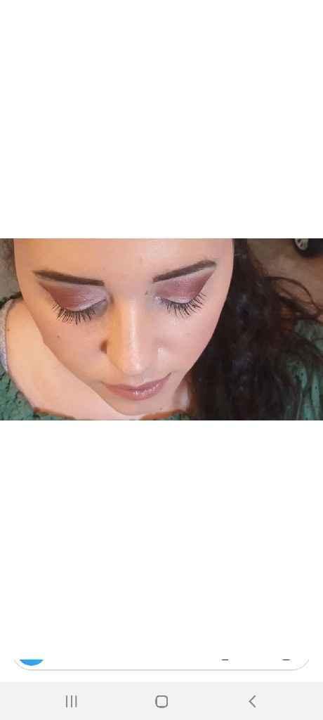 Prima prova Make Up - 5