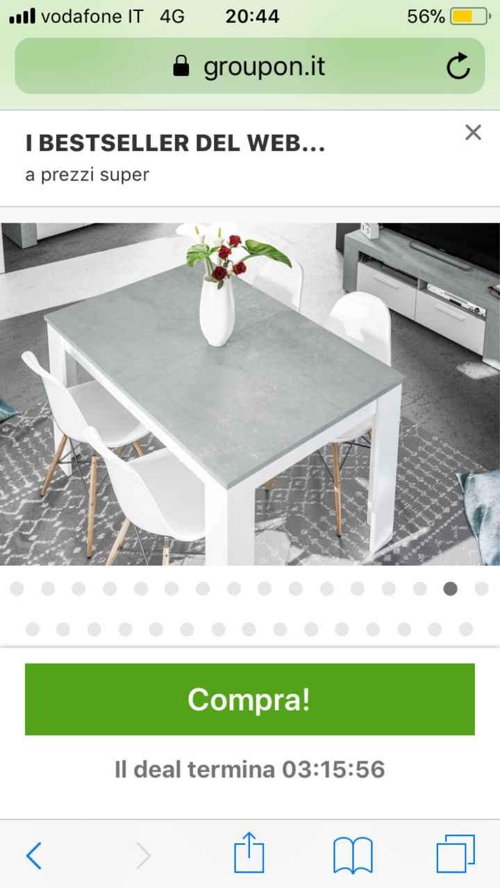 Tavolo cucina dell amore ❤️ - 3