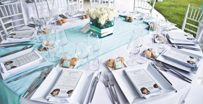 Mise en place e stile del matrimonio organizzazione for Stile moderno della prateria