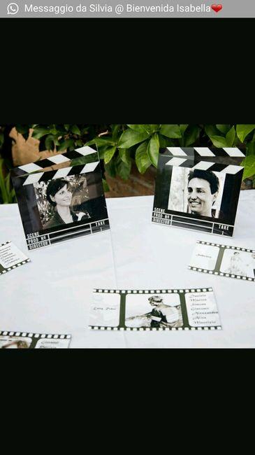 Matrimonio Tema Cinema : Matrimonio a tema cinema organizzazione