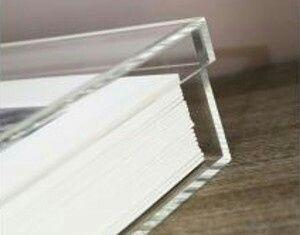 Album di matrimonio un plexiglass - 2