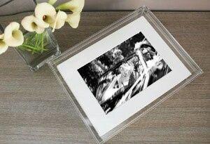 Album di matrimonio un plexiglass - 3