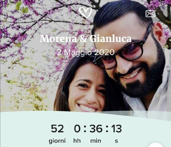 Spostamento data matrimonio 😓 - 1