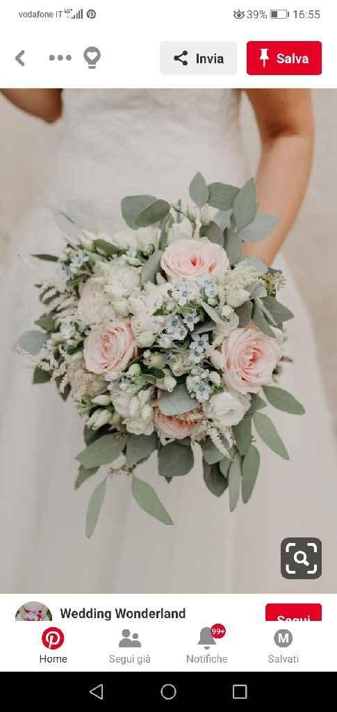 Bouquet di fiori - 1