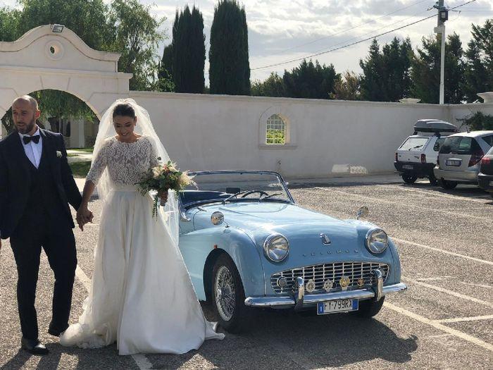 Finalmente sposi!!!! 5 ottobre 1