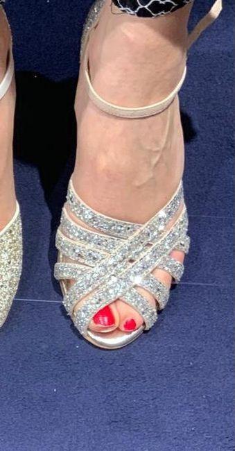 Che scarpe avete scelto per il vostro matrimonio? 10