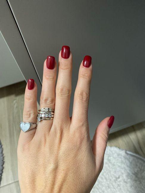 Manicure sposa 9