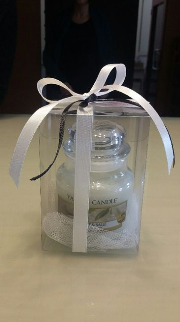 Matrimonio Tema Yankee Candle : Bomboniere yankee candle organizzazione matrimonio