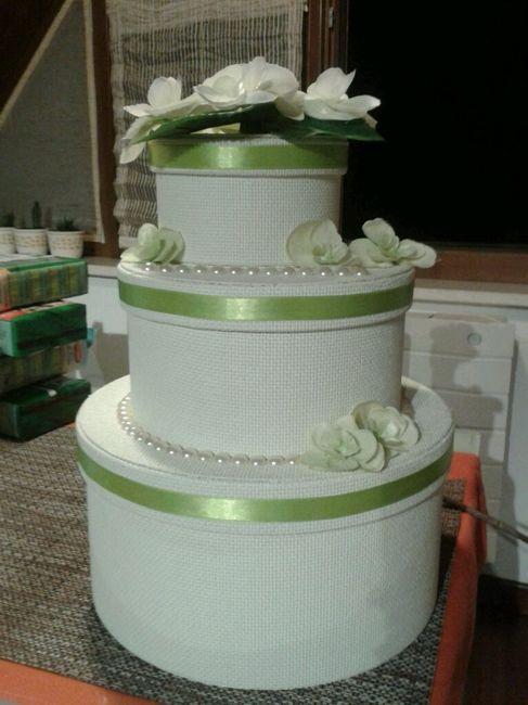 Favoloso Torta porta buste - Fai da te - Forum Matrimonio.com IZ47