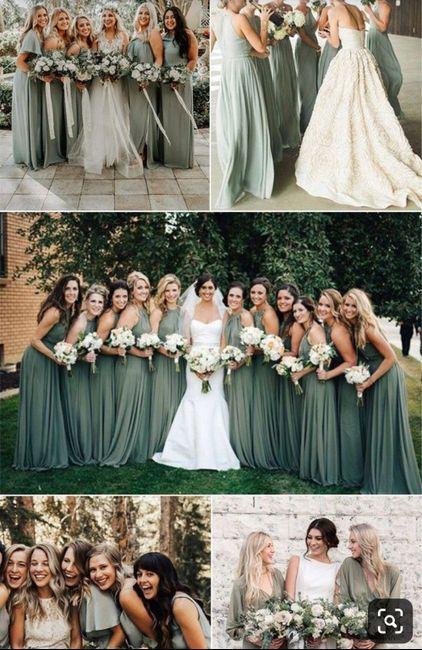 Matrimonio verde? 🍀👒🌱🌿💚 3