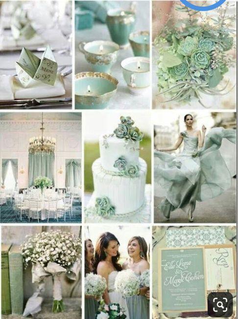 Matrimonio verde? 🍀👒🌱🌿💚 8