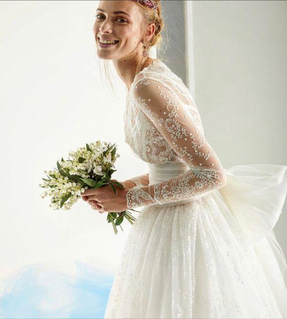 Abiti da sposa con le maniche! 9