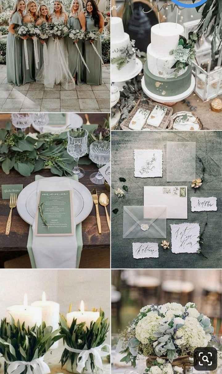 Matrimonio verde? 🍀👒🌱🌿💚 1