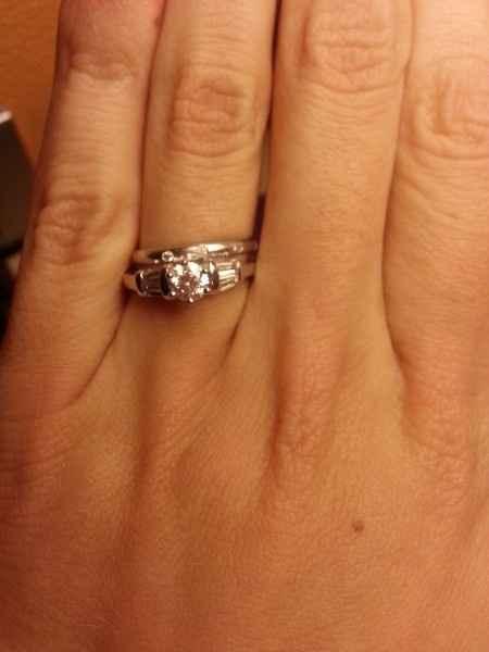 il mio anello!