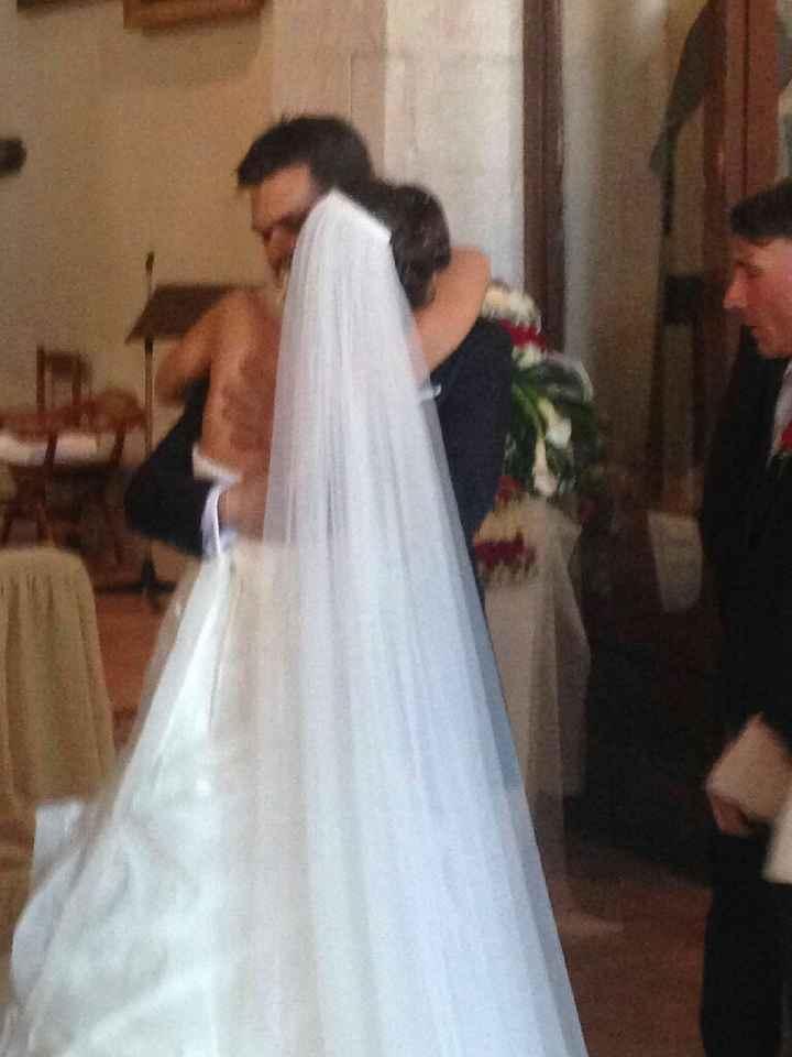 Ingresso sposa....😍😍😍😍 - 1