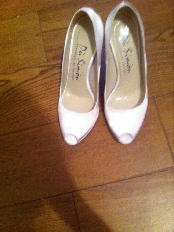 Altre scarpe da sposa... - 1