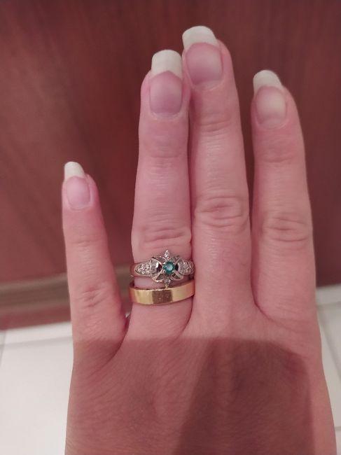 E ora mostraci una foto del tuo anello di fidanzamento! 16