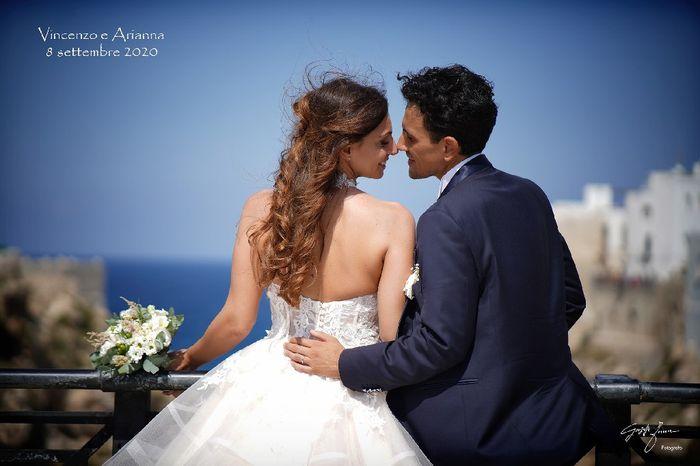 I matrimoni di settembre 2020: l'amore vince sempre! 2