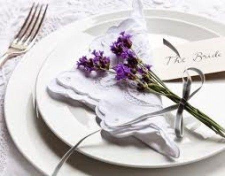 Segnaposto Matrimonio Con Lavanda.I Rametti Lavanda Come Segnaposto Forum Matrimonio Com