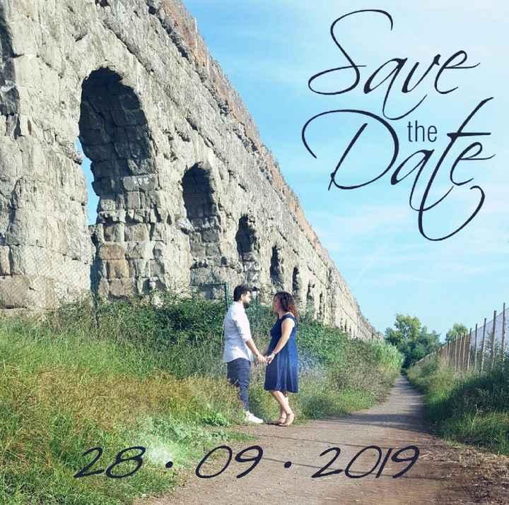 Save the Date! votazioni - 1