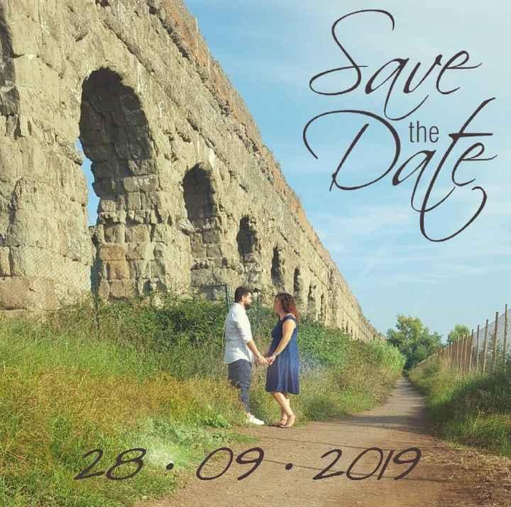 Save the Date! votazioni - 2