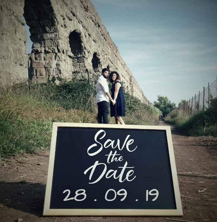 Inviti e Save date - 1