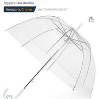 Ombrello da sposa per pioggia - 1